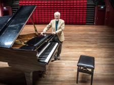 Pianist Willem Ibes (87) speelt nog één  keer in thuisstad Nijmegen