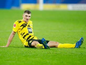 Meunier mist met Dortmund CL-duel tegen Lazio door spierblessure