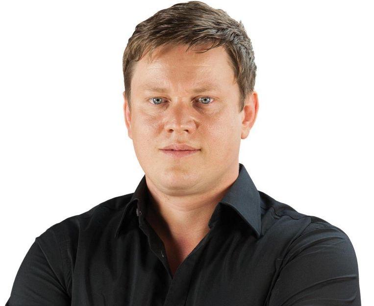 Mark Van Heel.