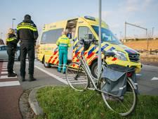 Fietsster gewond bij aanrijding rotonde Westervoort
