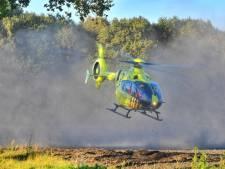 Motorrijdster (47) uit Eindhoven overleden na ongeluk in Wintelre, dochter (21) zwaargewond