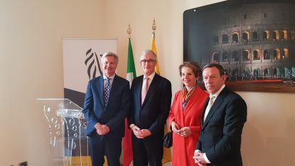 Vlaanderen opent 'ambassade' in Rome