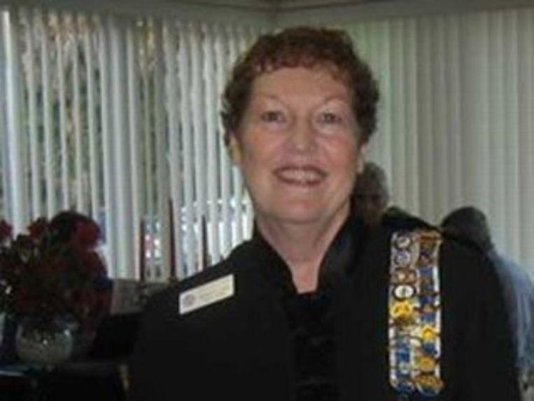 Mary Lou McFate.