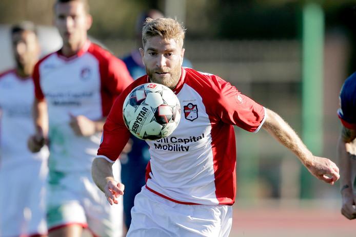 Micheael de Leeuw ging niet naar De Graafschap, maar naar concurrent FC Emmen.