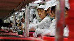 """""""Apple bekijkt weghalen productie uit China'"""