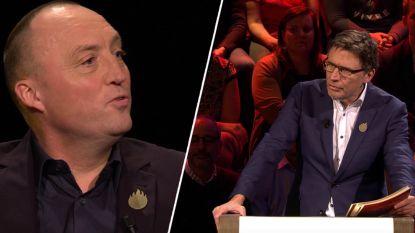 """VIDEO. Is Wouter Vandenhaute een witte raaf? """"Ik hou van huishoudelijk werk"""""""