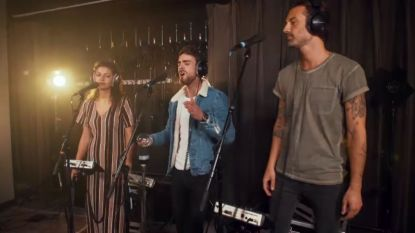The Voice Unlimited: Deze versie van 'Lonely Boy' door Andy, Dina en Sean is geniaal