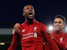 Weergaloze Wijnaldum leidt Liverpool naar Wonder van Anfield