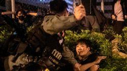 """Antwerps gezin ziet situatie in Hongkong met de dag verslechteren: """"Veiligste stad ter wereld is veranderd in de hel"""""""