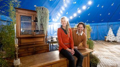Kasteel d'Ursel opent  pop-upwinterbar in park
