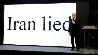 """""""Israël heeft sluitend bewijs van geheim Iraans atoomprogramma"""", Iran drijft de spot met """"onthullingen"""""""