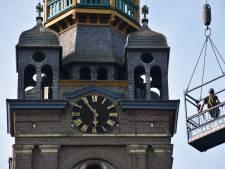 Geduld is een schone zaak: ein-de-lijk nieuw carillon in kerk Erp