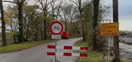 Verboden te fietsen! Of toch niet?