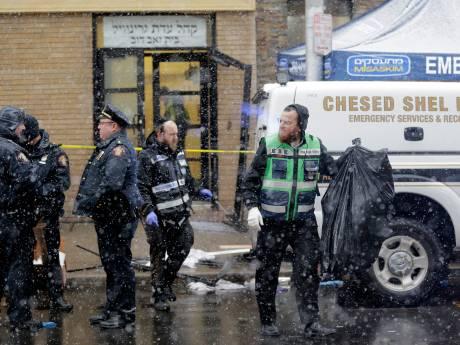 Fusillade près de New York: un magasin juif visé