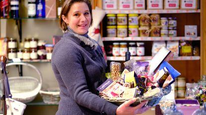 Nathalie van 't Breydelke winnaar van 'Ik koop lokaal bij een winkelier van hier'