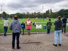 Clubs hoeven huur sportpark over laatste maanden van seizoen niet te betalen