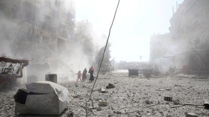 Israëlische raketaanval op luchthaven Damascus