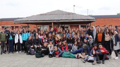 Vijfdejaars SiViBu verwelkomen buitenlandse studenten