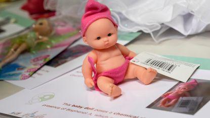Gevaarlijke producten: 29% is speelgoed