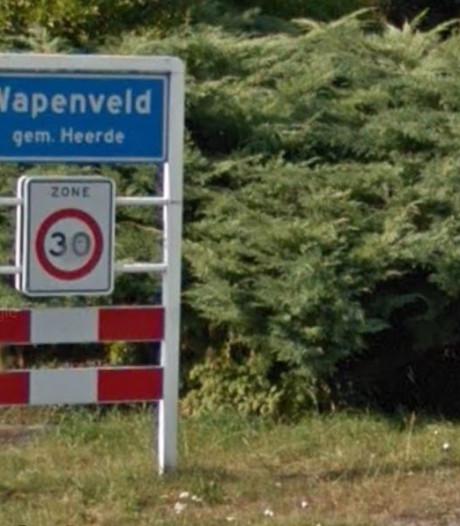 Verkeersruzie in Wapenveld ontaardt in slaan