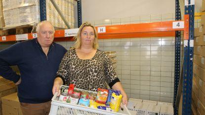 Voedselbank valt zonder eten