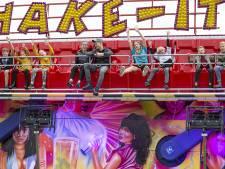 Kermis in coronatijd in Nijverdal met strenge regels, maar wel twee keer zoveel attracties
