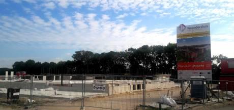 Faillissement legt bouw huizen in Leidsche Rijn stil
