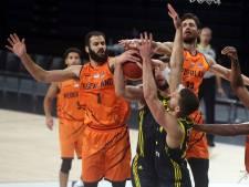 Basketbalinternational Shane Hammink verruilt Bemmel voor Charleroi
