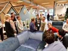 Leerlingen op zoek naar de ideale school