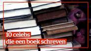 Van tienerboeken tot misdaadromans: deze tien beroemdheden schreven een boek