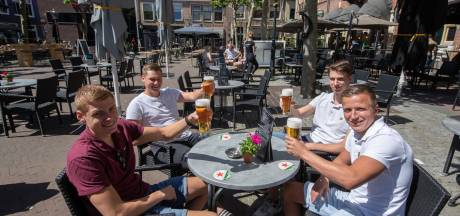Kampen aarzelt niet: Terrassen, bioscoop en het museum weer open