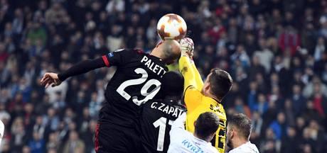 Milan verliest onder Gattuso ook in Europa League
