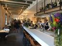 Een van de twee restaurants in het Groot Arsenaal