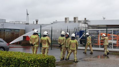 Compressor ontploft bij Nippon Gases