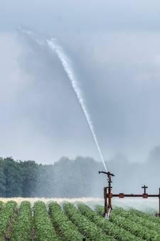 Verboden oppervlaktewater te gebruiken voor sproeien in Oost-Brabant