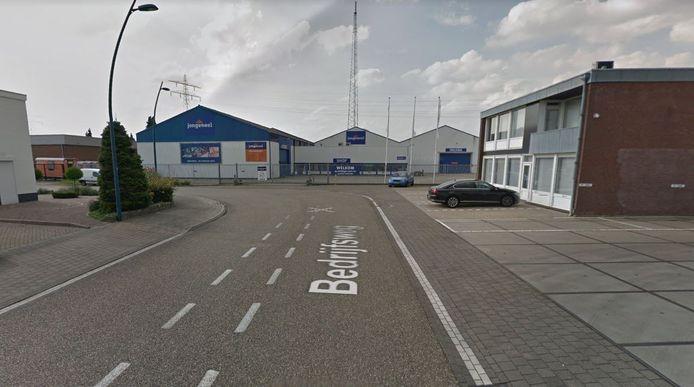 De Bedrijfsweg in Nijmegen. Foto ter illustratie.