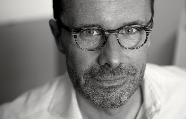 Martin Schuurman, initiatiefnemer van MKB Brandstof, met 50.000 mkb'ers en zzp'ers, en platform LaatBloeien. Beeld