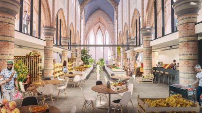 Belgen kunnen binnenkort winkelen in Sasse Cuyperskerk