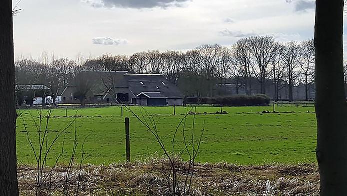 De Ververs hebben hun intrek genomen in deze luxe woonboerderij in Voorst.