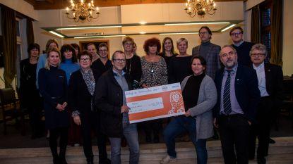 Zelfbereide soep brengt 1.250 euro op voor Fonds Emilie Leus