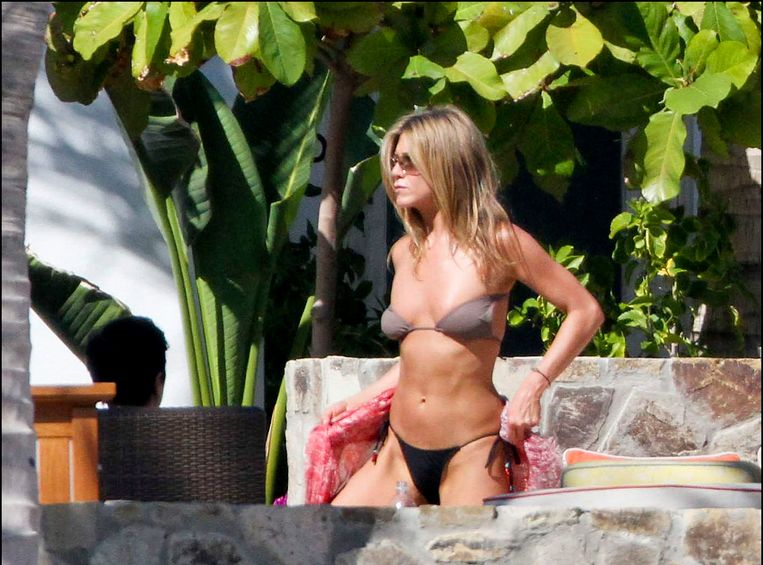 Jennifer Aniston trekt elk jaar naar Cabo.