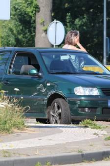 Blikschade bij botsing op N272 in Sint Anthonis