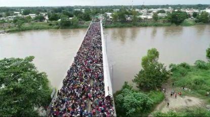 Mexico biedt migranten jobs aan
