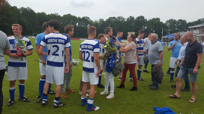 Essche Boys promotie