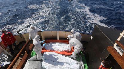 Al meer dan duizend mensen in de Middellandse Zee verdronken dit jaar