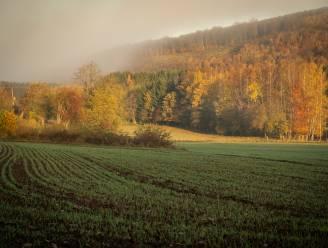 Opnieuw zachte herfstdag met maxima tot 18 graden