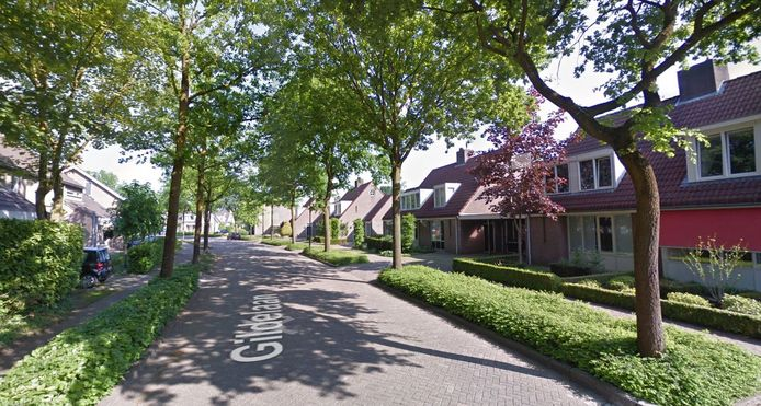 Gildelaan in Hilvarenbeek.