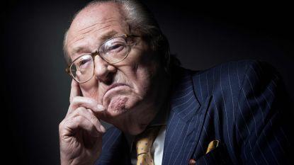 Jean-Marie Le Pen moet 30.000 euro betalen voor uitspraak over gaskamers