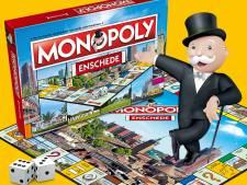 Stoer: Enschede krijgt gewoon nóg een  Monopoly-spel