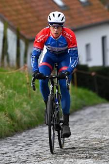 Dankzij zijn telefoonhoesje hoopt Terpstra nu op wonderdag in De Ronde
